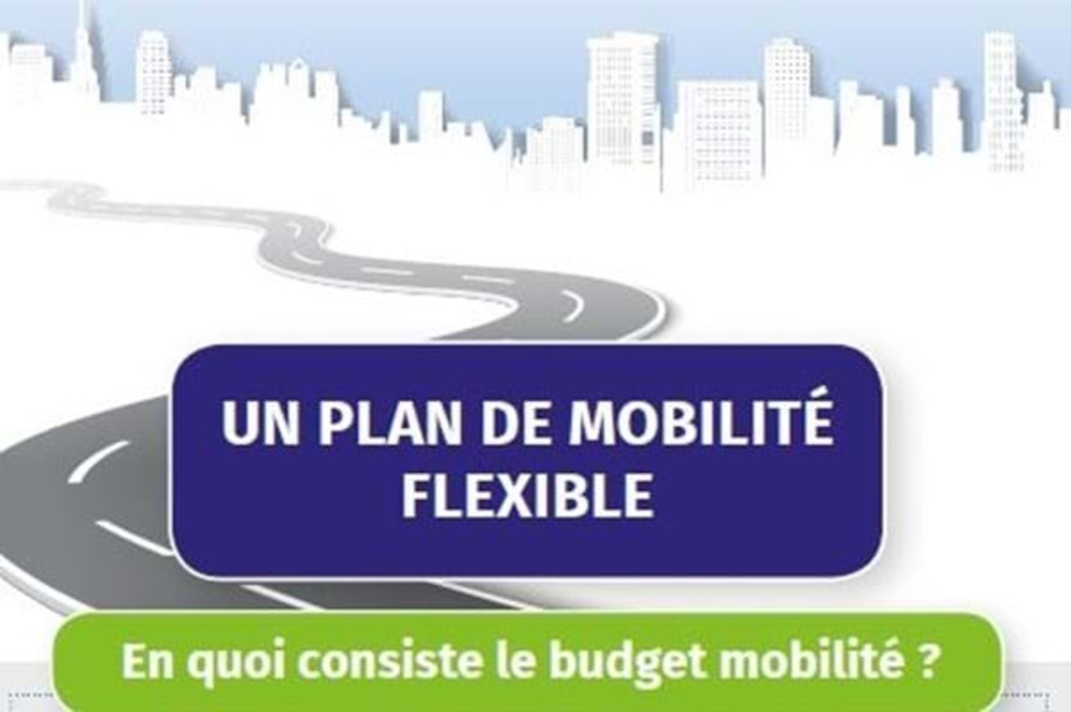 Plan de mobilite flexible