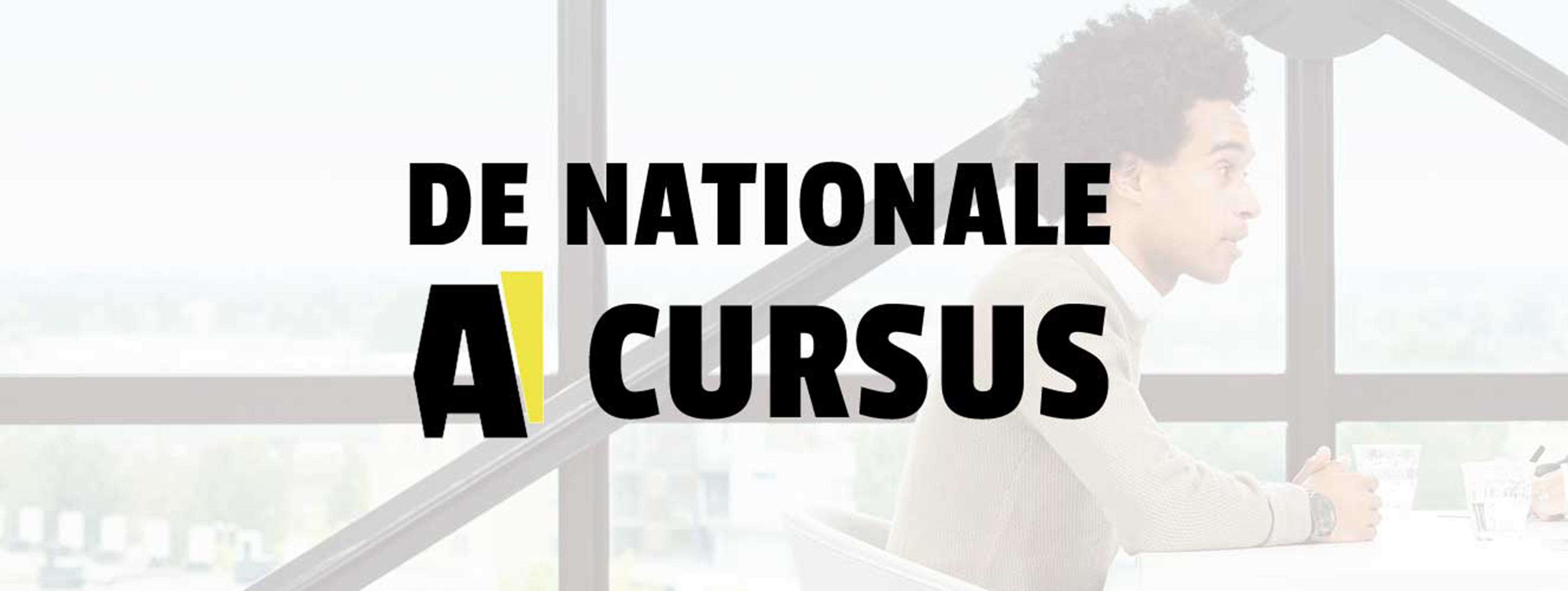 De Nationale AI Cursus