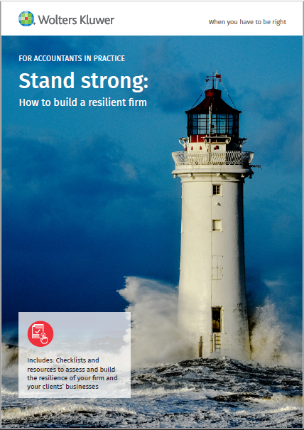 Stand strong: How to build a resilient Accounting Firm