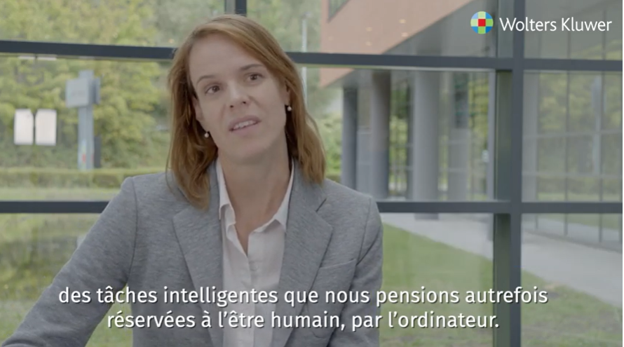 Marjolein Deryck (KUL) sur l'artificial intelligence et le machine learning au bureau comptable