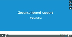Thumbnail video consolidatie rapport Twinfield