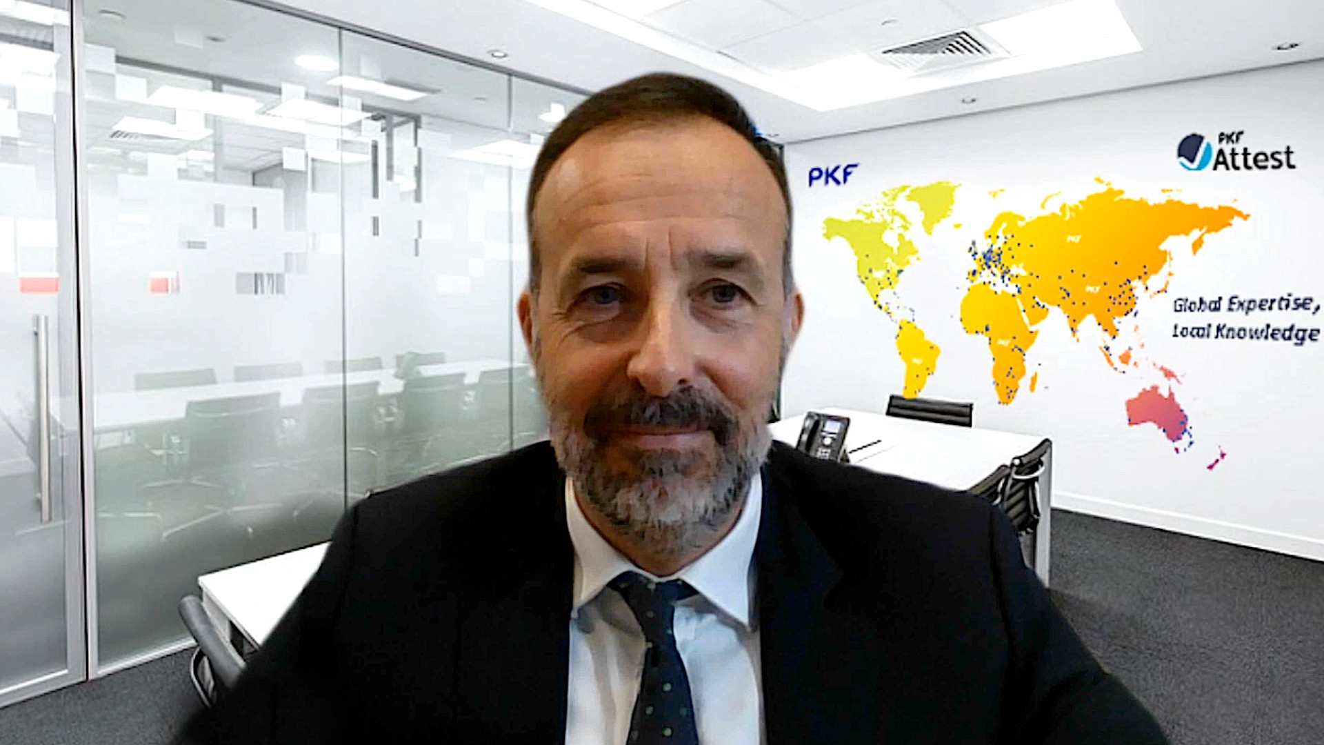Mariano Aróstegui, Director Área Corporate Compliance en PFK Attest